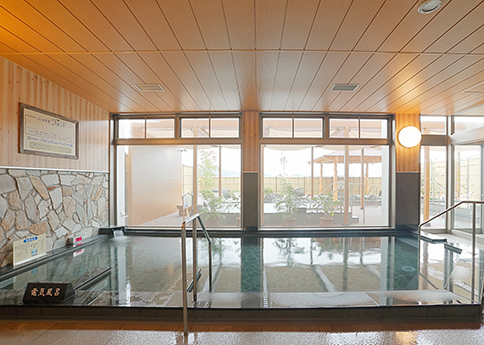 ④内風呂・電気風呂