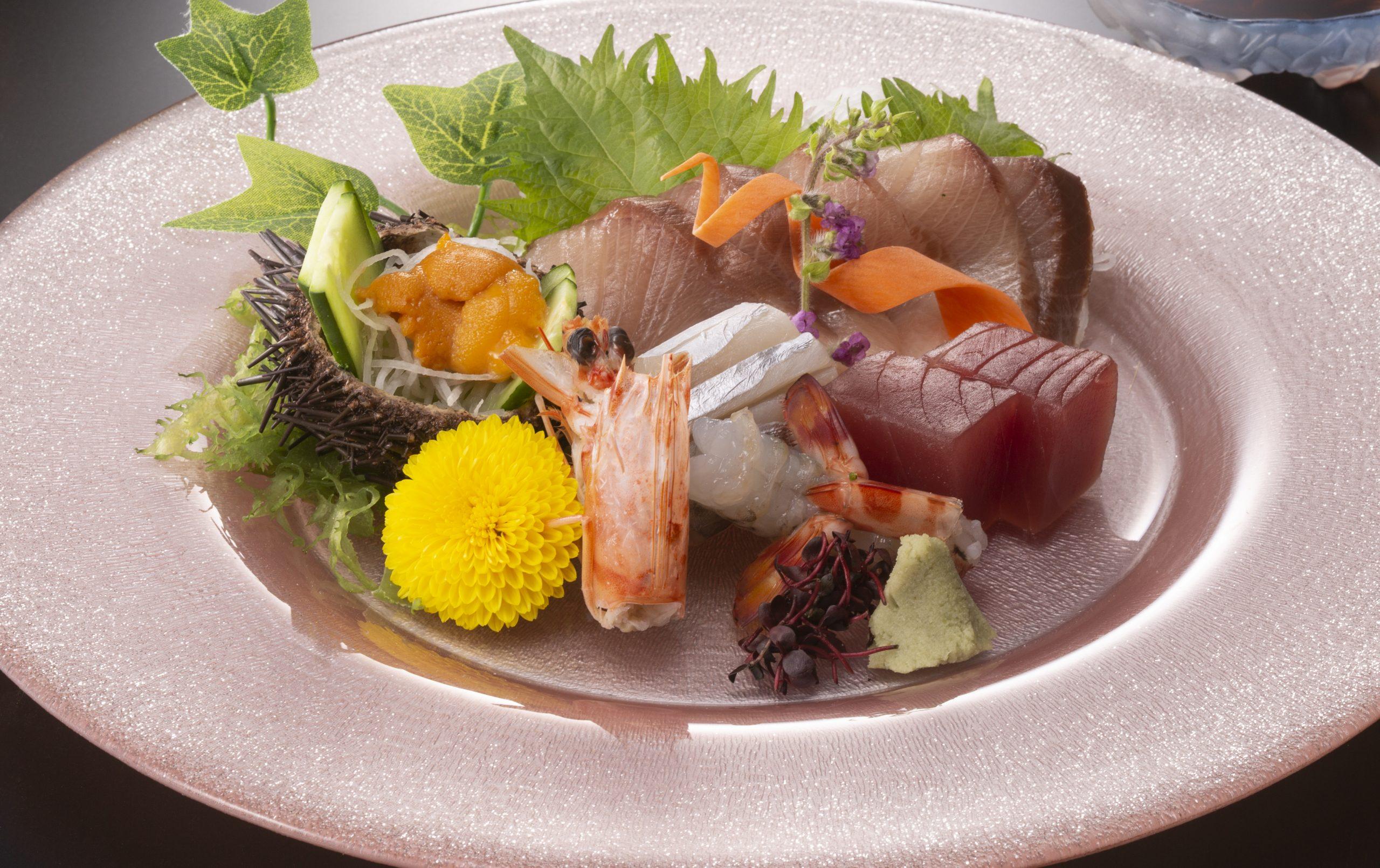 凉を味わう 夏のグレードアップコースのご紹介 和食 弁天