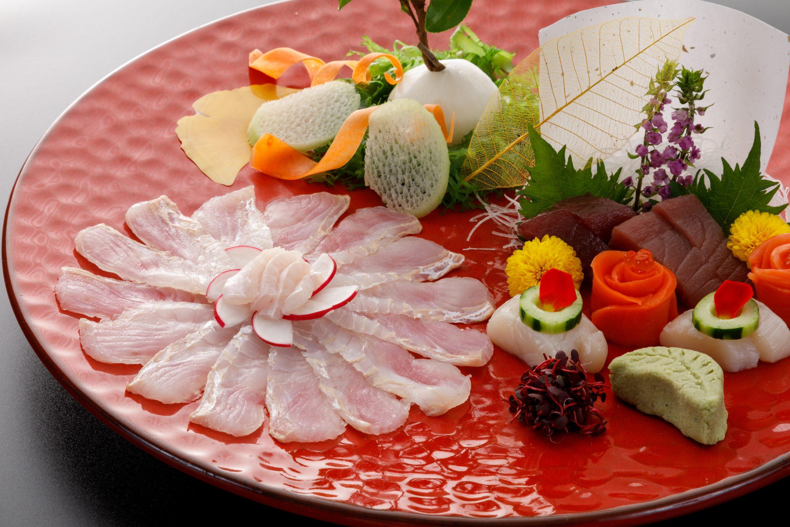 目にも鮮やかな秋の味覚 秋のグレードアップコースのご紹介 和食 弁天
